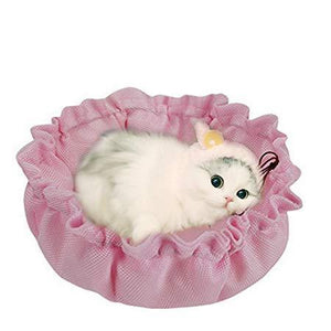 Deformable Pet Sleeping Mat Mesh Breathable Cute Dog Beds Cat Cushion