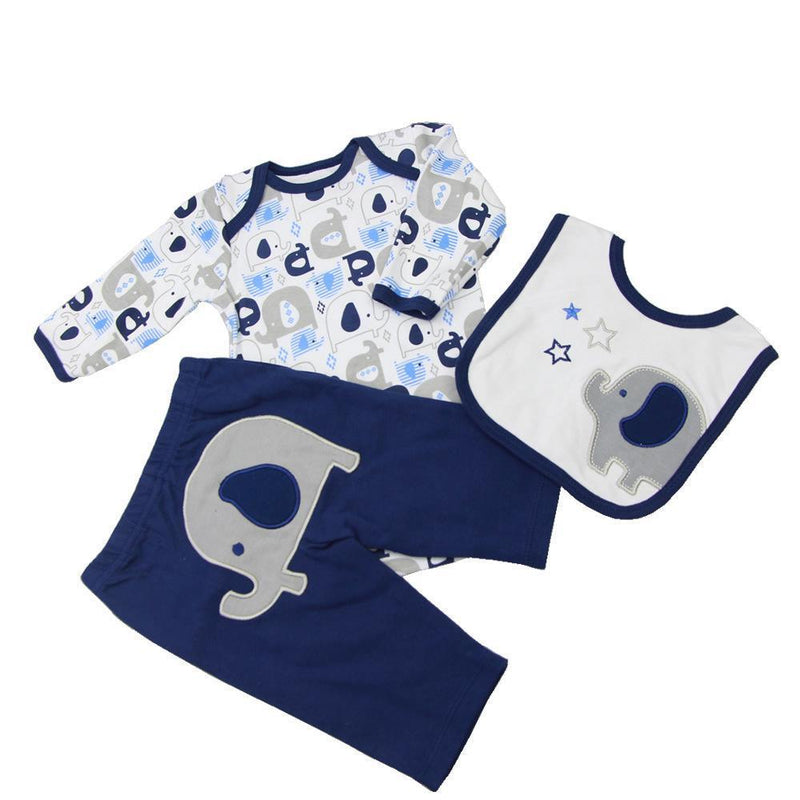 Baby Doll Accessories Cute Printing Pajamas for 22-23 Inch Baby Doll 1 Set Cloth