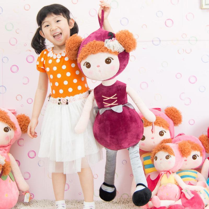 46cm Angela Doll Stuffed Plush Metoo Toy Plush Baby Girl Birthday Christmas Gifts