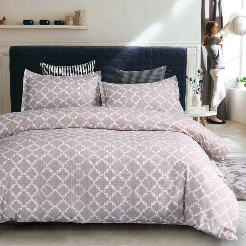 Bedding Sets Geometric Patterns Bedding Three-piece Suit