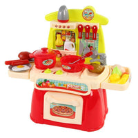 Girls Cooking Kitchenware Pretend Play Dress Up Toy