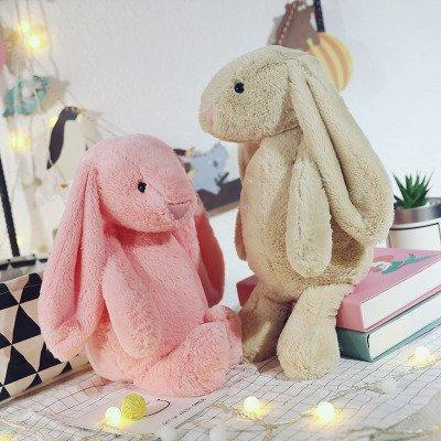 Plush Rabbit Throw Pillow Home Sofa Party Decor Girl Children's Toys Gift