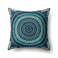 New Bohemian Style Mandala Texture Pillowcase Cushion Cover