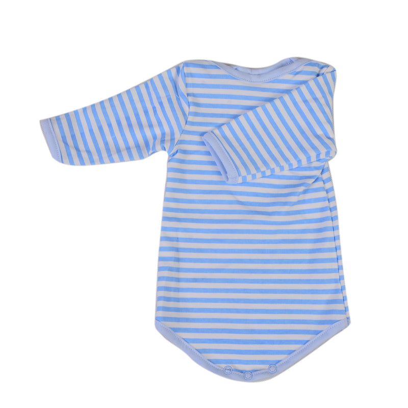 Handmade Stripe Pajamas Clothes Fit 22-23 Inch Baby Born Doll 4 Pcs Sets Doll Cloth