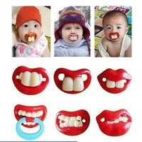 15 Types Baby Funny Cute Silicone Pacifier Silicone Funny Baby Pacifier Dummy Nipple Teethers Toddler Pacy Orthodontic Teat Infant Baby Halloween Christmas Gift Baby Care