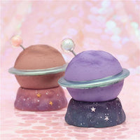 Printed Silicone Planet Fashion Bedroom Decoration Gift Night Light Planetary Light Decorl