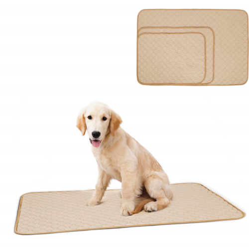 Washable Puppy Training Pad Pet Mat Anti-slip Reusable Dog Pee Pad