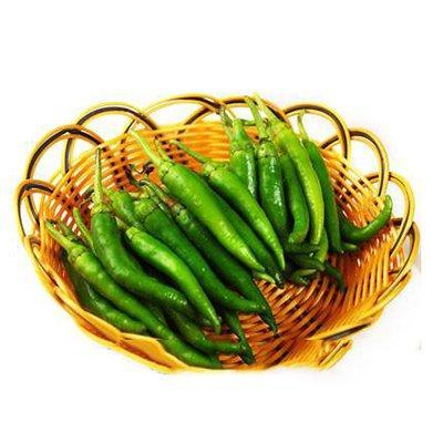 100 Pcs/Pack Green Pepper Seeds for Home Garden Planting