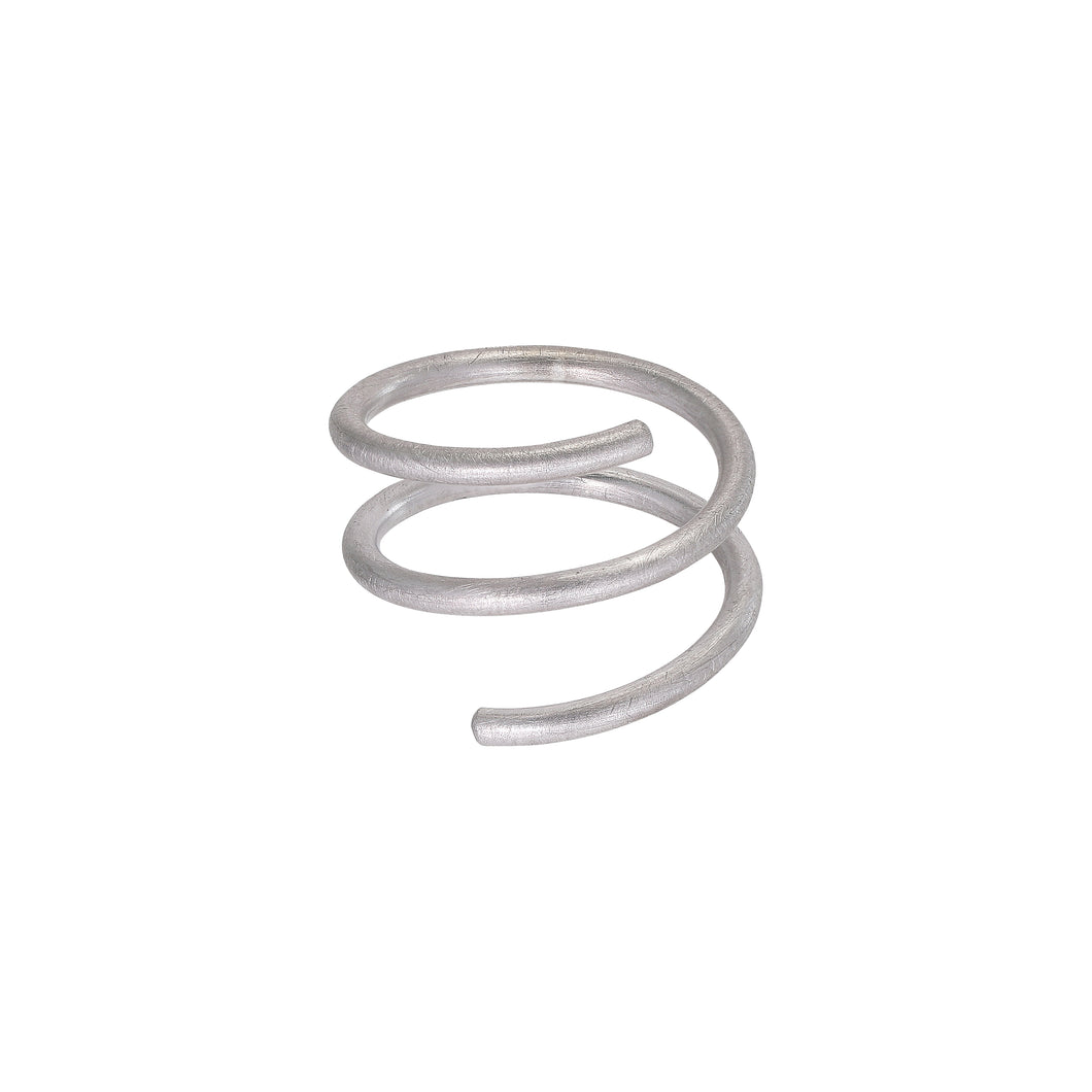 Twirl Ring - Sterling Silver
