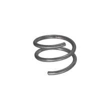 Load image into Gallery viewer, Twirl Ring - Oxidized Silver