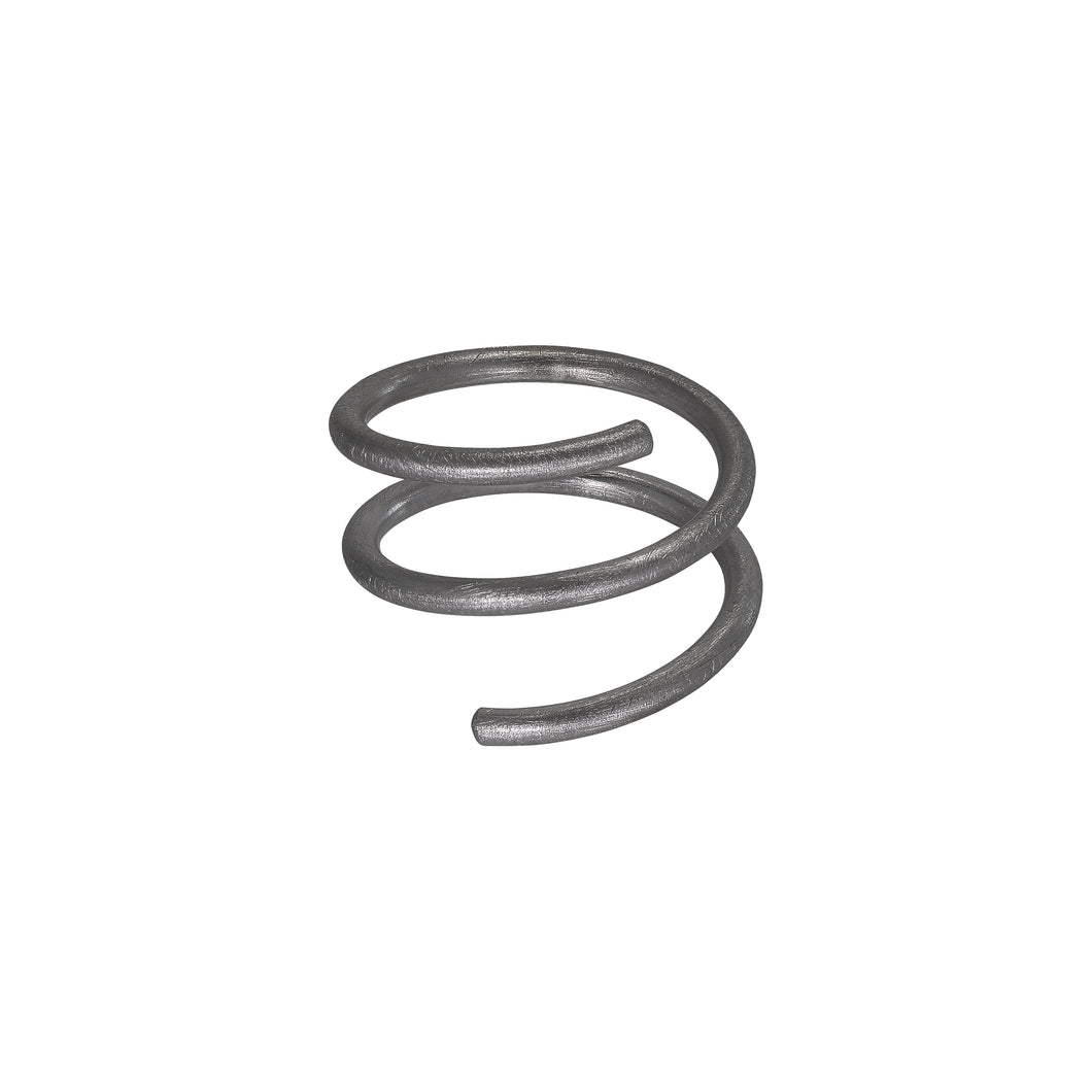 Twirl Ring - Oxidized Silver