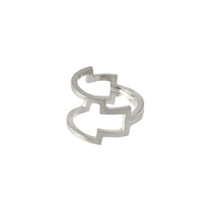 Iconic Ring - Sterling Silver