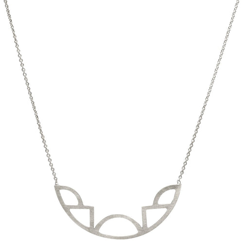 Diversity Necklace - Sterling Silver