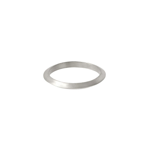 Verge Ring - Sterling Silver