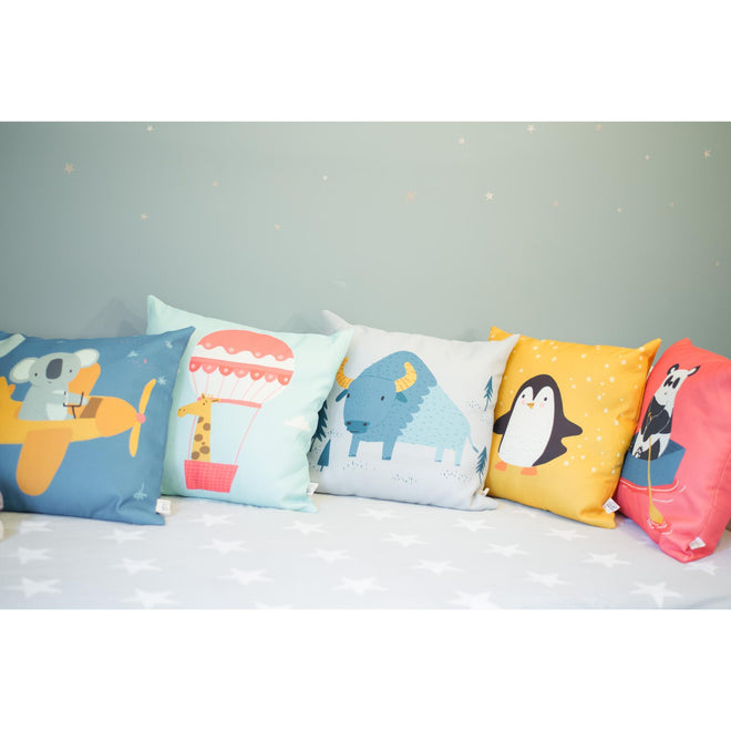 Explore Your World Cushion Covers