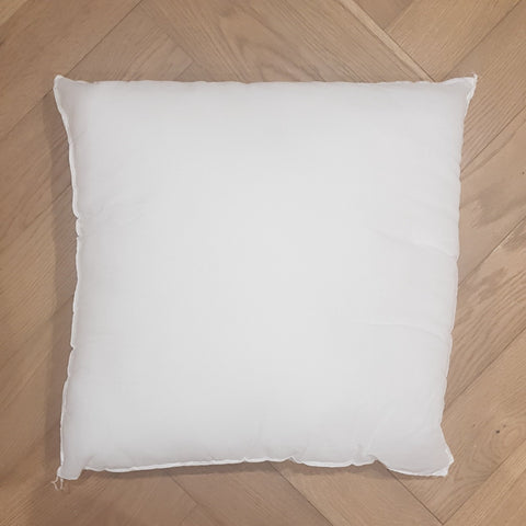 "Cushion Inners, Cushion Pads, Cushion Fillers, Cushion Inserts, Microfibre Luxury Bounce Back Cushion inners, Cotton 18""X18"", Square 45cmx45cm"