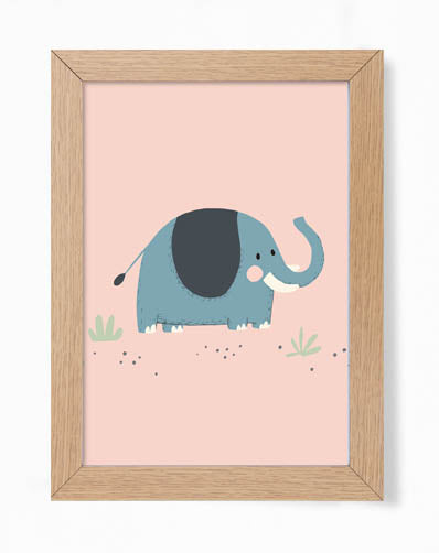 Jungle Themed Nursery Safari Animals Prints set, Kids Room, Home Décor, Nursery Wall Art