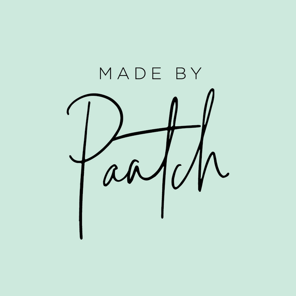 Made by Paatch Logo in Green