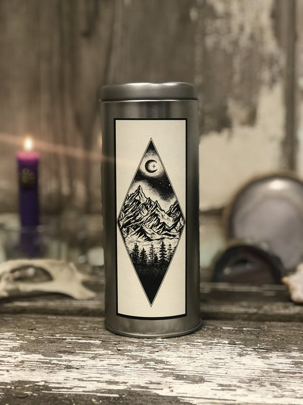 Mountain Pass Tea Tin