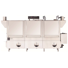 R-EEE-108 / R-LLL-120 / R-MMM-150 Rack Conveyor Dishwasher, Triple Wash Tank with Prewash