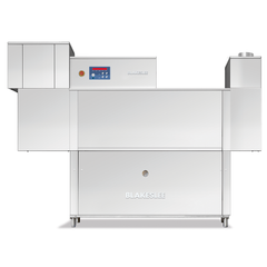 RC-62-3 HR + DR24 Rack Conveyor Dishwasher with Heat Recovery & Dryer, Single Wash Tank with Prewash