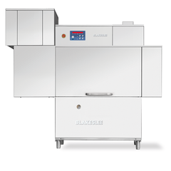 RC-64-3 HR + DR99 Rack Conveyor Dishwasher with Heat Recovery & Double-Skinned Dryer, Single Wash Tank with Dual Final Rinse