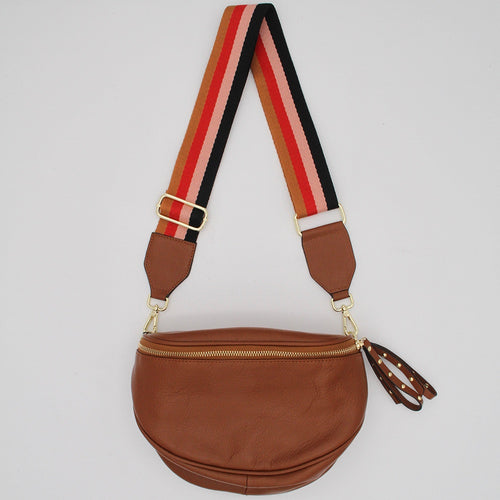 Crossbody Bag – Tan