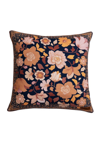 Grande Fleur Nightshade Cushion Cover