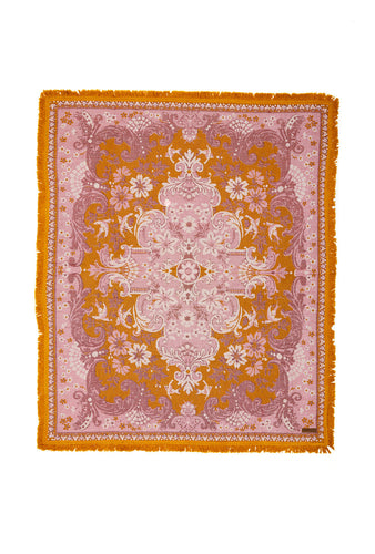 Rose Wandering Throw