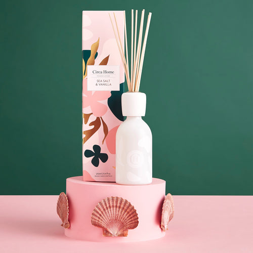 Fragrance Diffuser - Sea Salt & Vanilla