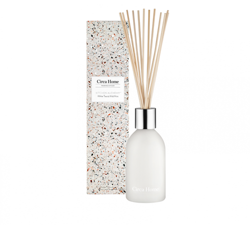 Fragrance Diffuser - White Tea & Wild Mint