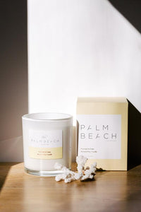 Scented Soy Candle - Coconut & Lime