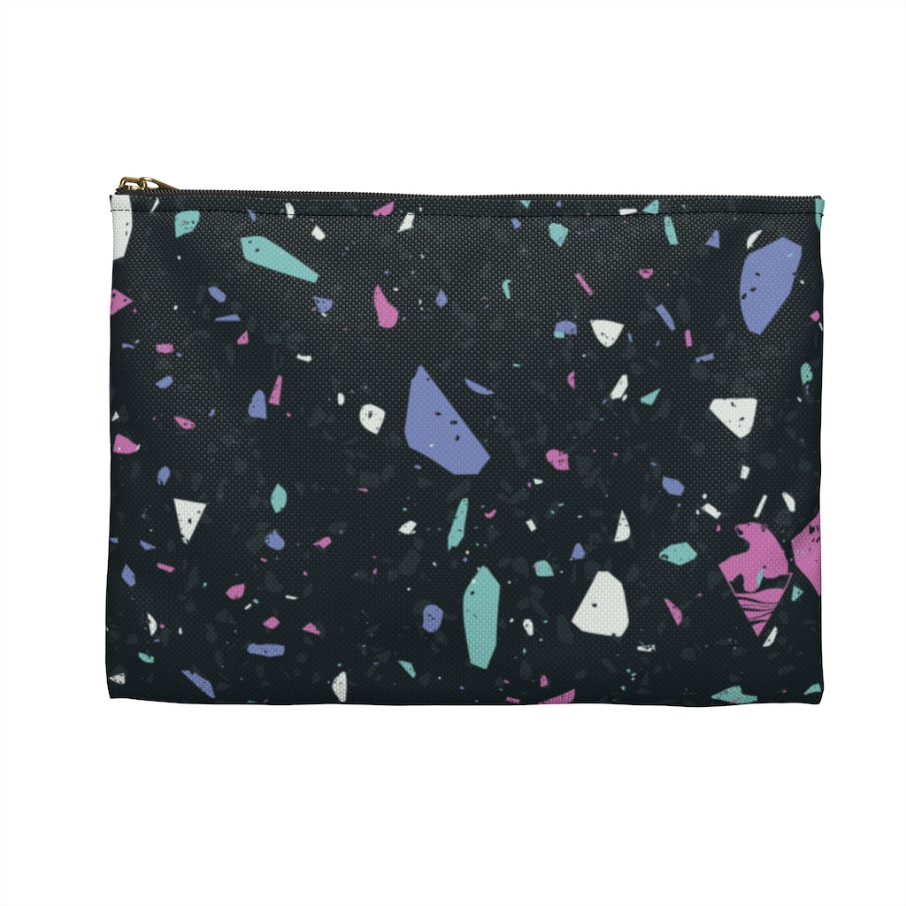 CUSTOMIZABLE S-Pouch, BLACK ROSE