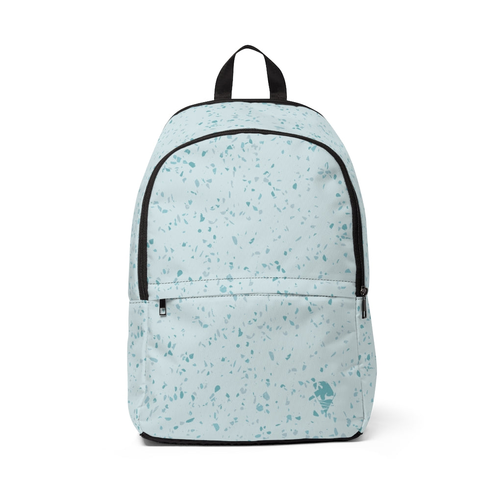 URBAN backpack, SKY BLUE STONE