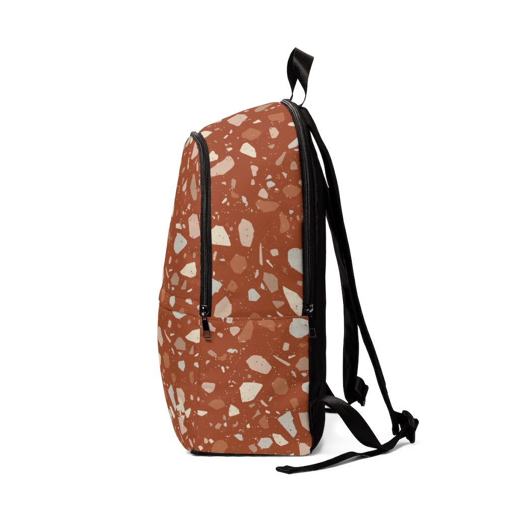 URBAN backpack, RUSTY STONE