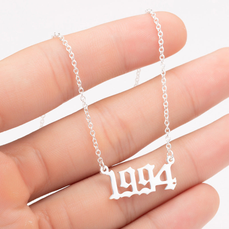 Women Personalized Necklace