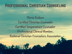 Professional Christian Counseling