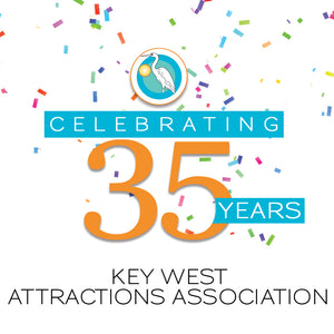 Key West Attractions Association Celebrates 35 Years!
