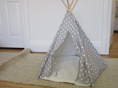 Puppy and small dog Teepee