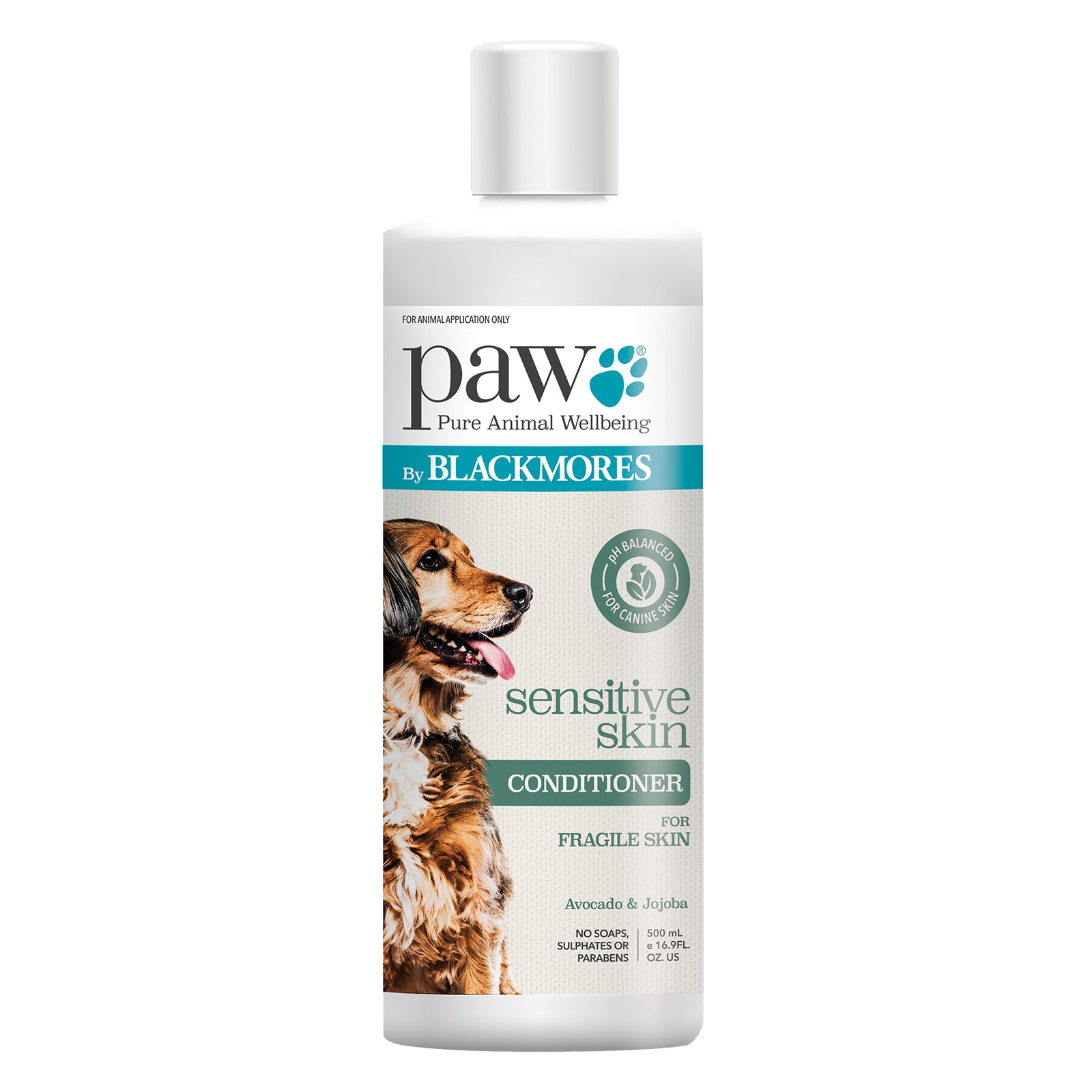 PAW Sensitive Skin Shampoo 500ml