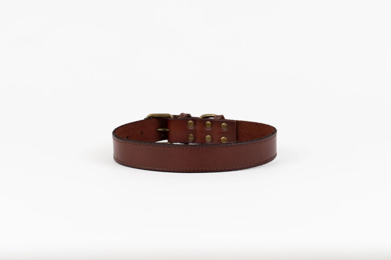 Harper Leather Collar