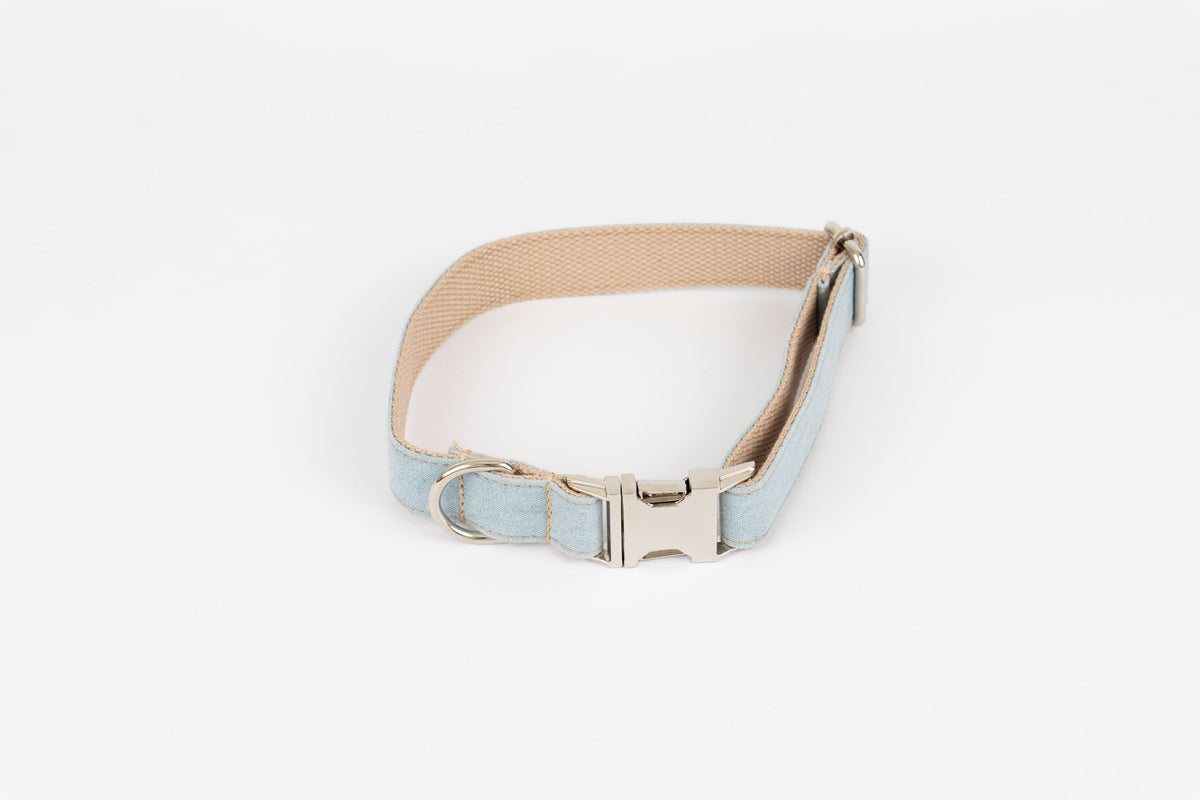 Cali Denim Collar
