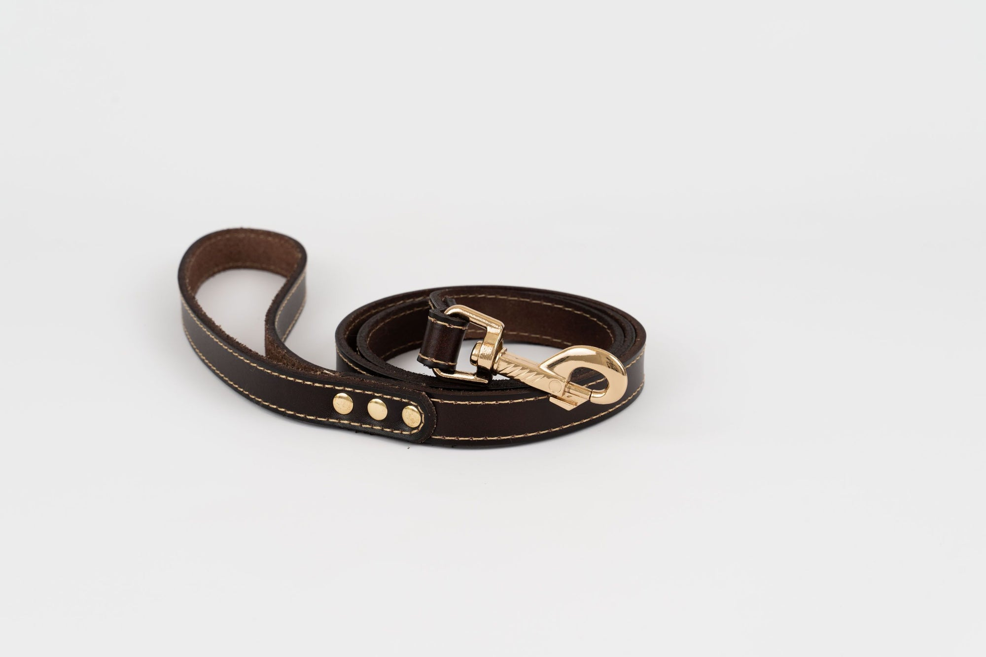 Harper Leather Lead