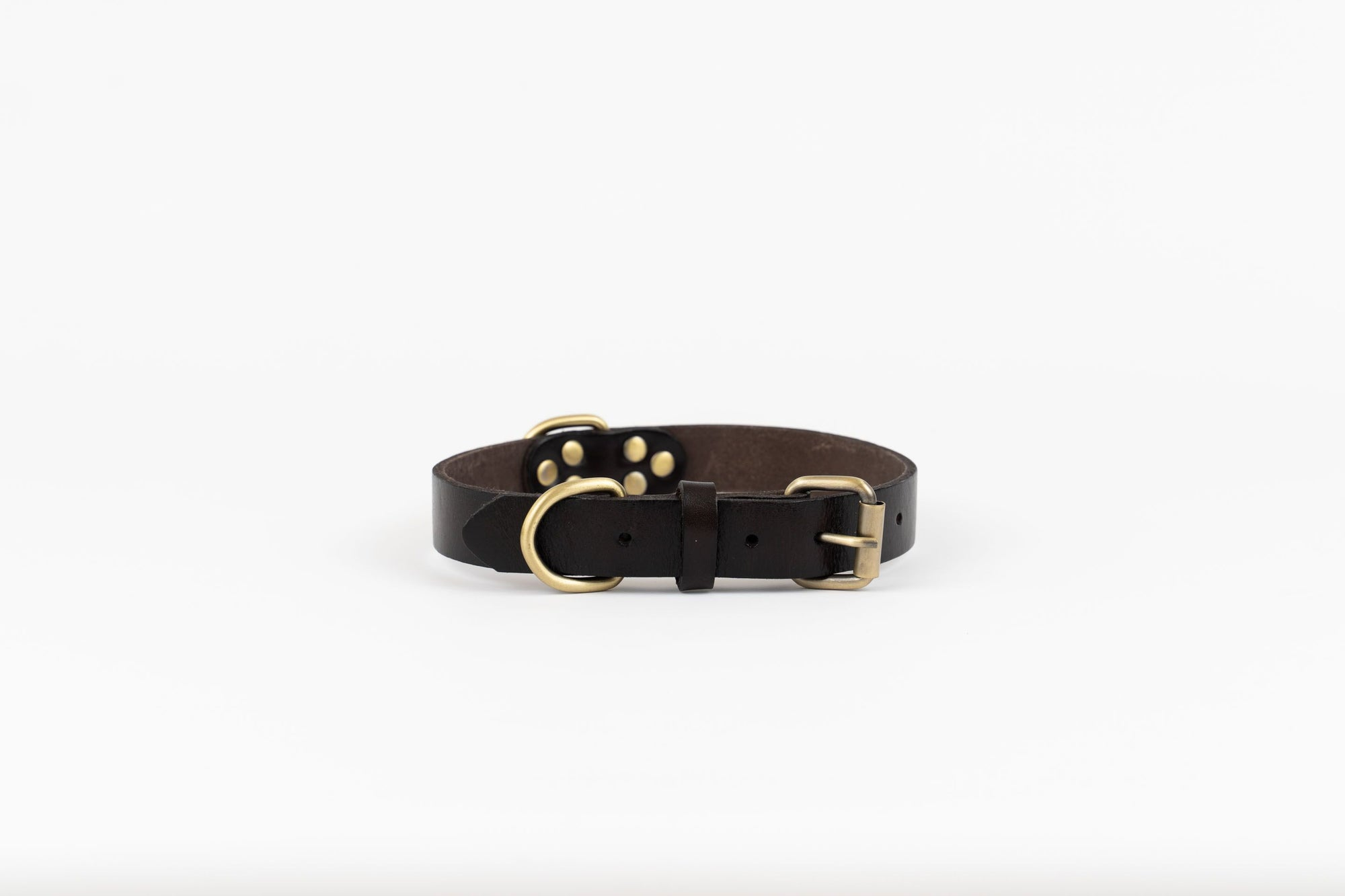 Hunter Leather Collar