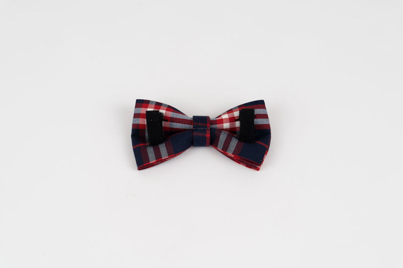 Scotty Dog Bow Tie