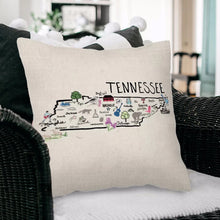 Load image into Gallery viewer, Tennessee Decorative Pillow