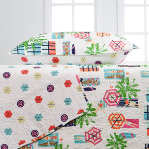Sunny Quilt Set - Elise and James Home