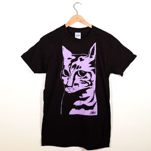 Famous Class Cat Tee