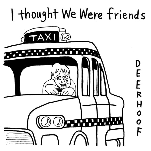 Deerhoof: I thought We Were friends