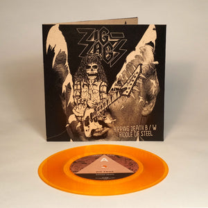 Zig Zags: Ripping Death / Riddle Of Steel
